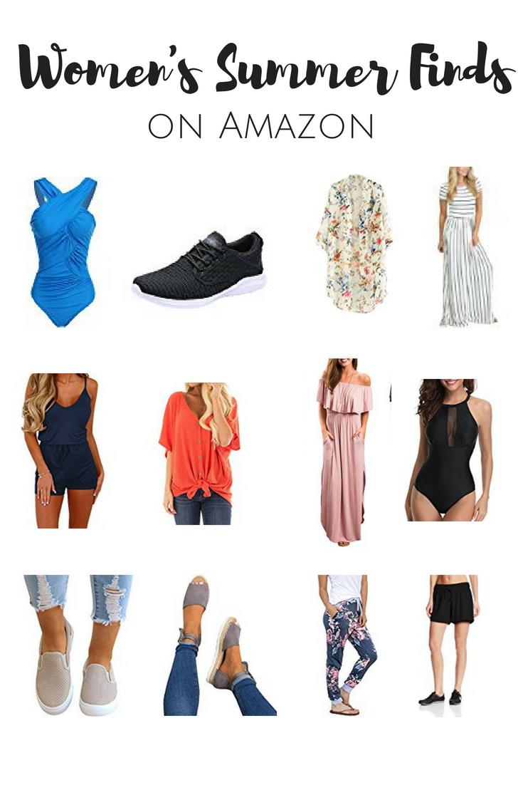 Women's Summer Finds