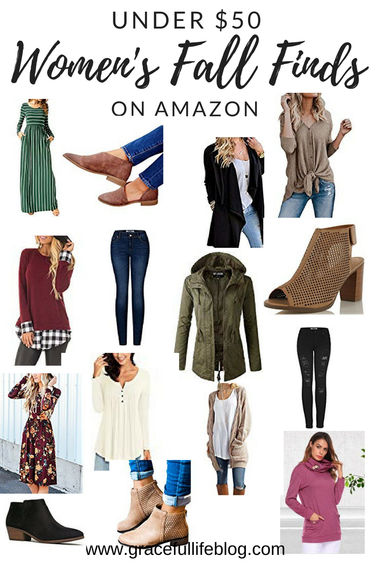 Women's Fall Finds